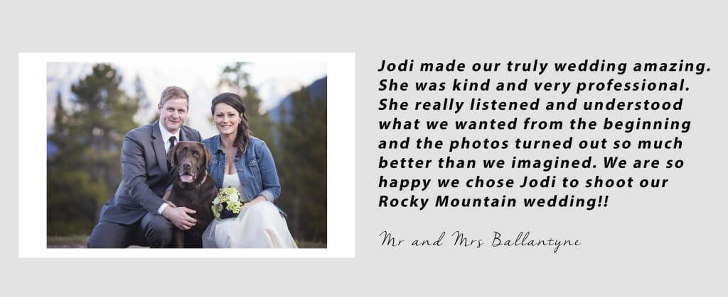 Affordable Calgary Wedding Photographer