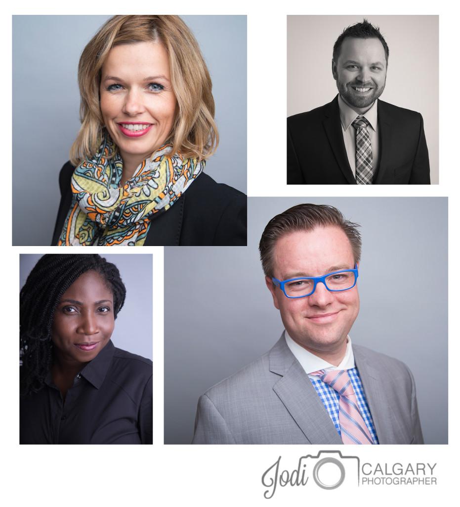 Headshot Photographer in Calgary Alberta