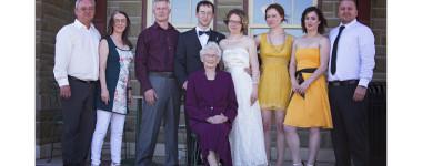 May Wedding, Calgary Photographers